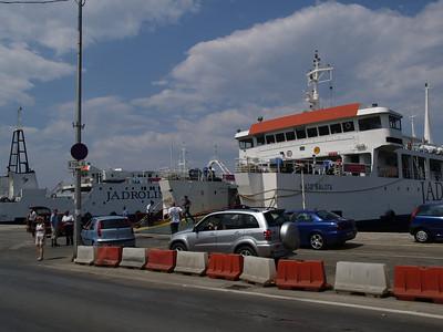 2006/07/12 14:43:51 /  ©RobAng /  Croatia - Kroatien / Zadar