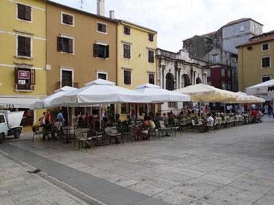 2006/07/12 18:32:10 /  ©RobAng /  Croatia - Kroatien / Zadar