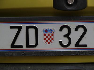 2006/07/12 14:19:48 /  ©RobAng /  Croatia - Kroatien / Zadar