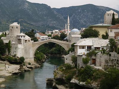 2006/07/03 09:51:25 /  ©RobAng /  BiH Bosnia i Hercegovina / Mostar