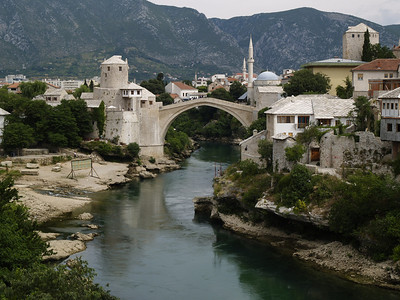 2006/07/03 09:50:47 /  ©RobAng /  BiH Bosnia i Hercegovina / Mostar