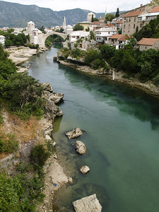 2006/07/03 09:51:46 /  ©RobAng /  BiH Bosnia i Hercegovina / Mostar