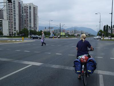 2006/07/02 09:33:45 /  ©RobAng /  BiH Bosnia i Hercegovina / Sarajevo