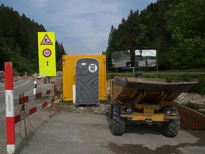 ©RobAng 2009/05/22 16:15:26, Biberbrücke, 836.7 m // Velotour  Auffahrt 09 - Türlersee-Aegerisee-Raten-Sihlsee-Sattelegg-Wäggitalersee