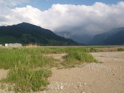©RobAng 2009/05/22 18:22:31, Euthal, 891.3 m // Velotour  Auffahrt 09 - Türlersee-Aegerisee-Raten-Sihlsee-Sattelegg-Wäggitalersee