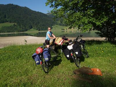 ©RobAng 2009/05/23 09:01:15, Euthal, 910.2 m // Velotour  Auffahrt 09 - Türlersee-Aegerisee-Raten-Sihlsee-Sattelegg-Wäggitalersee