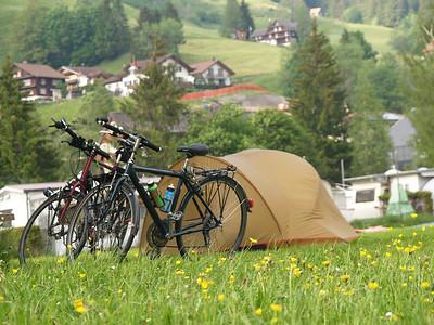 ©RobAng 2009/05/22 18:10:32, Euthal, 891.3 m // Velotour  Auffahrt 09 - Türlersee-Aegerisee-Raten-Sihlsee-Sattelegg-Wäggitalersee