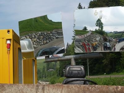 ©RobAng 2009/05/22 16:14:36, Biberbrücke, 837 m // Velotour  Auffahrt 09 - Türlersee-Aegerisee-Raten-Sihlsee-Sattelegg-Wäggitalersee