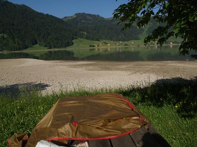 ©RobAng 2009/05/23 09:01:45, Euthal, 910.2 m // Velotour  Auffahrt 09 - Türlersee-Aegerisee-Raten-Sihlsee-Sattelegg-Wäggitalersee