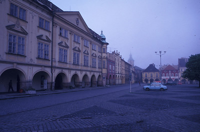 @RobAng 1987 - CSSR (north-est and Prague) by car