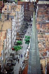 RobAng 1989, Innenstadt Gdansk (Danzig), Polen/Poland