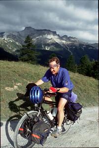 @RobAng /  Cracks-Tour 1997 / Kunkels - Splügen - Chiavennna - Tirana - Bernina - Livigno - Flüela