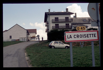 ©RobAng 1999 - Cracks-Tour Genf - Aix-en-Provence