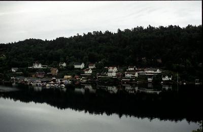 Mi 17.6.98, Etappe2: Lillesand - Lyngor/Gjeving