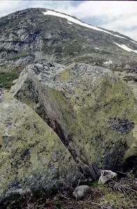 Rallarvegen - Hardangervidda (N). Etappe 8, Di 23.6.98: Geilo - Finse, 54km