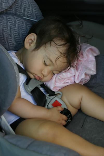 Sleep cures all!