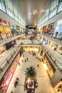 The largest mall in the world by total area. It has over 1200 shops including an aquarium.......