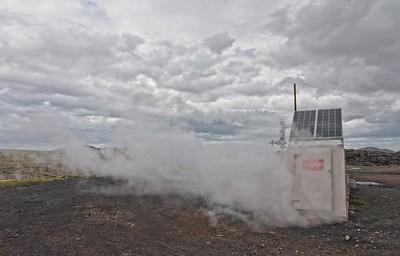 High temperature geothermal field, Reykjavik