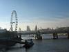 Looking SW from the Waterloo Bridge