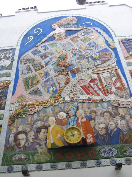 Carnaby Street Mural