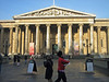 British Museum Main Entrance