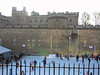 Ice Rink at the Tower of London