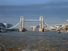 The whole Tower Bridge