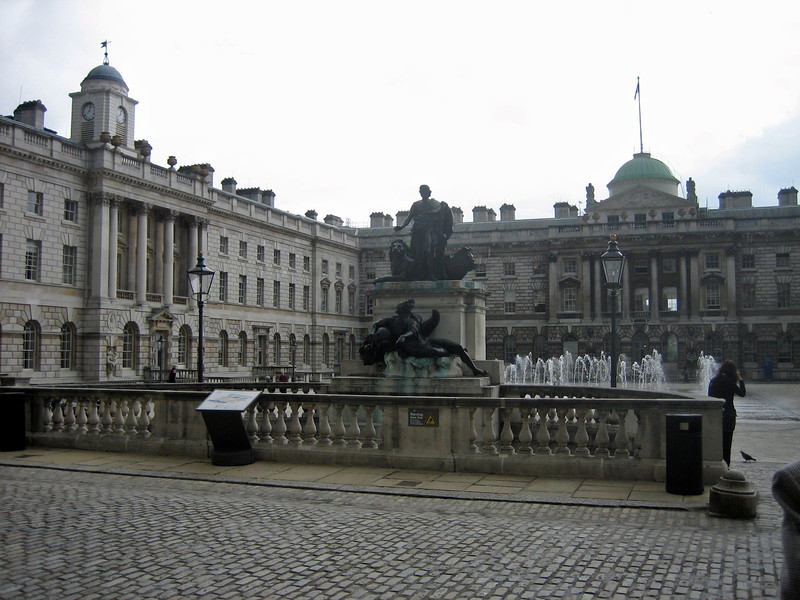 Somerset House Fountain Court