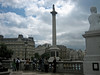 Nelson's Column (and top of the Eye)
