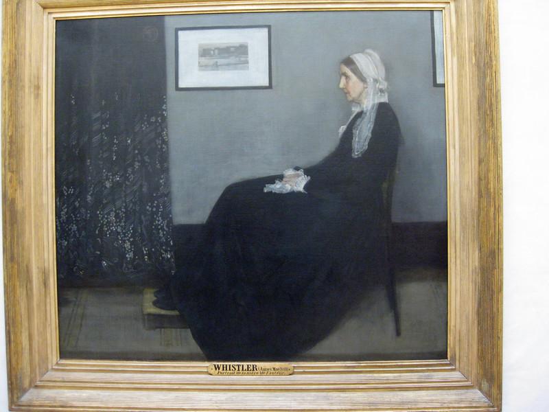 Whistler Portrait of the Artist's Mother 2009-09-17_14-58-06