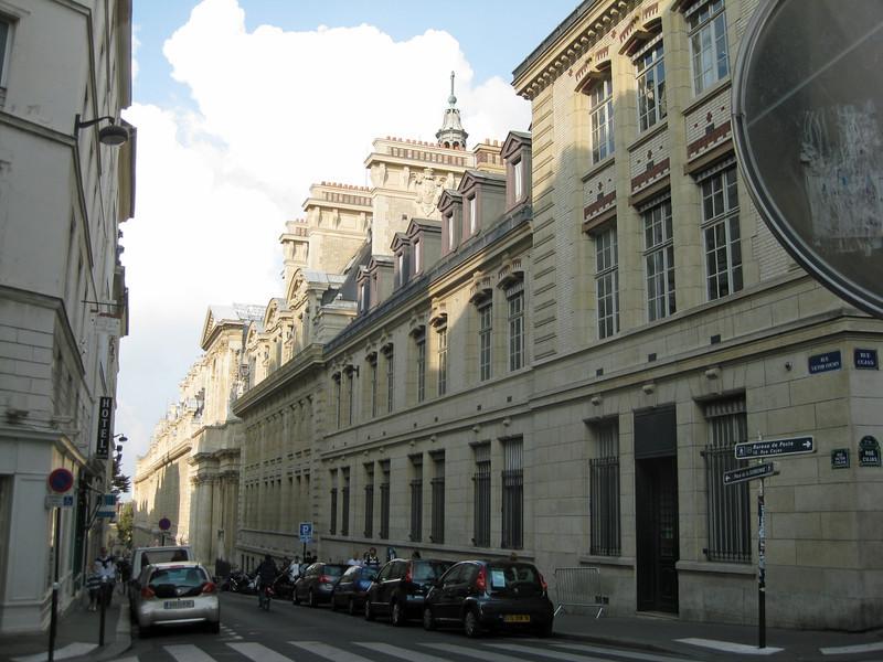 Toward the Sorbonne 2009-09-20_17-25-48