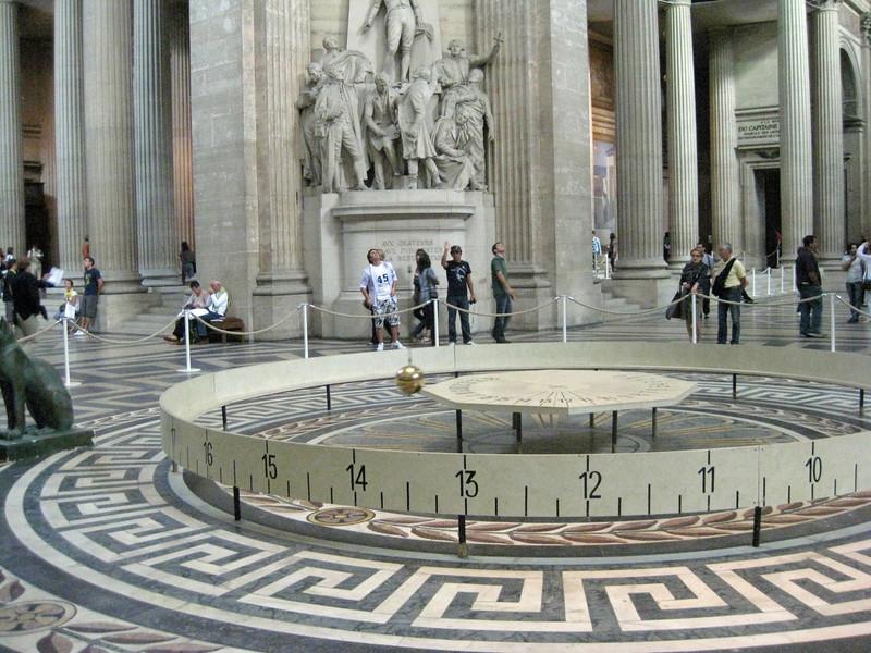 Foucault Pendulum 2009-09-20_16-46-21