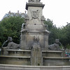 Châtelet Fountain base 2009-09-21_10-45-39
