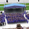 School of Communications at NU Commencement