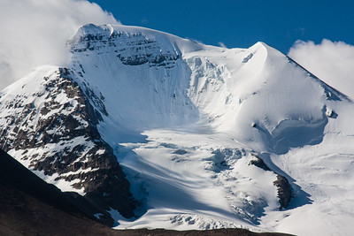 Mount Athabasca - Icefields Parkway