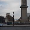 Up the Champs Elysée