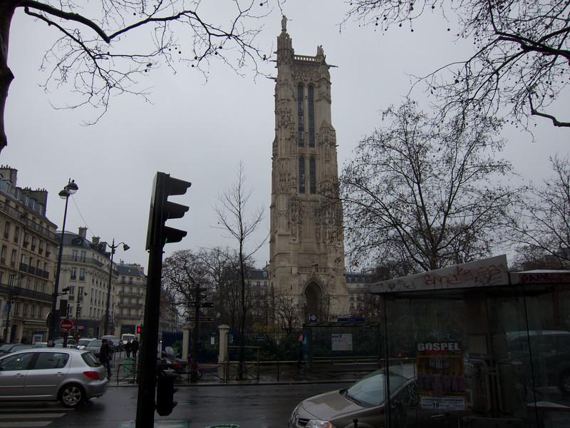 Tour St. Jacques