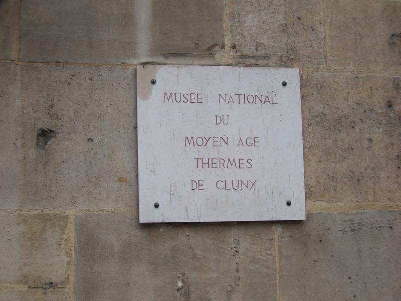 Cluny Museum