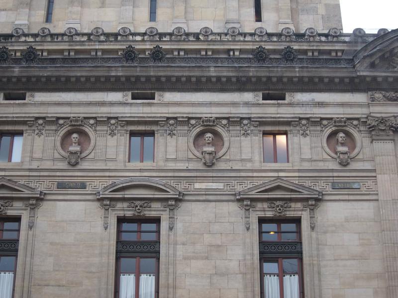 Garnier Opera Detail