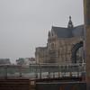 St Eustache from Les Halles