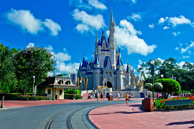 21: Disney World