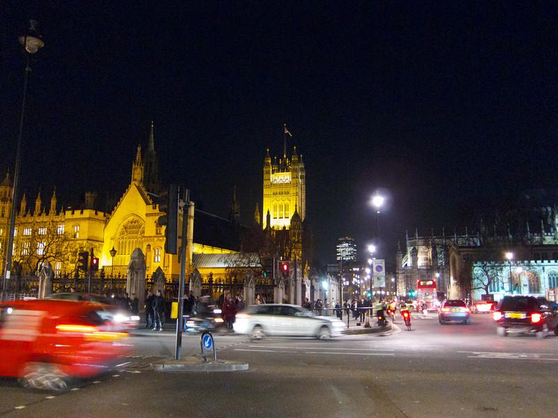 London Winter 2012 Night<br /> London Winter - 2012-01-16 at 18-43-00