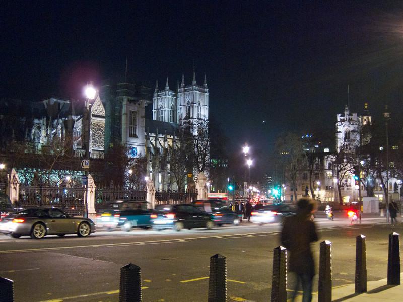 London Winter 2012 Night<br /> London Winter - 2012-01-16 at 18-40-40