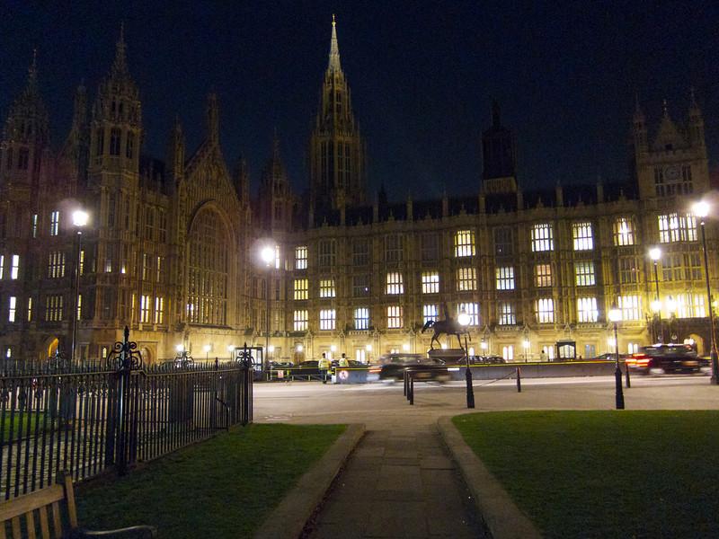 London Winter 2012 Night<br /> London Winter - 2012-01-16 at 19-21-43