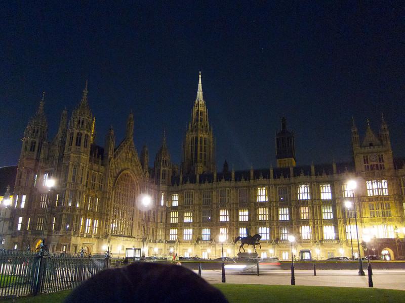 London Winter 2012 Night<br /> London Winter - 2012-01-16 at 19-24-10