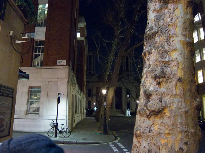 London Winter 2012 Night<br /> London Winter - 2012-01-16 at 19-59-13