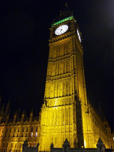 London Winter 2012 Night<br /> London Winter - 2012-01-16 at 18-48-53
