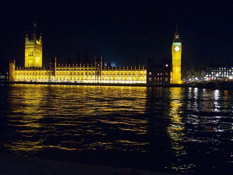 London Winter 2012 Night<br /> London Winter - 2012-01-16 at 20-26-11