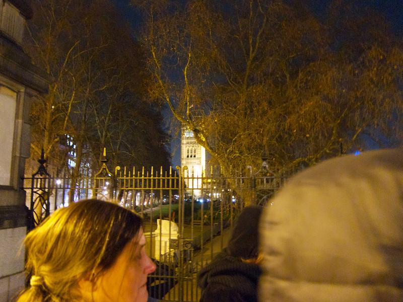 London Winter 2012 Night<br /> London Winter - 2012-01-16 at 20-02-59