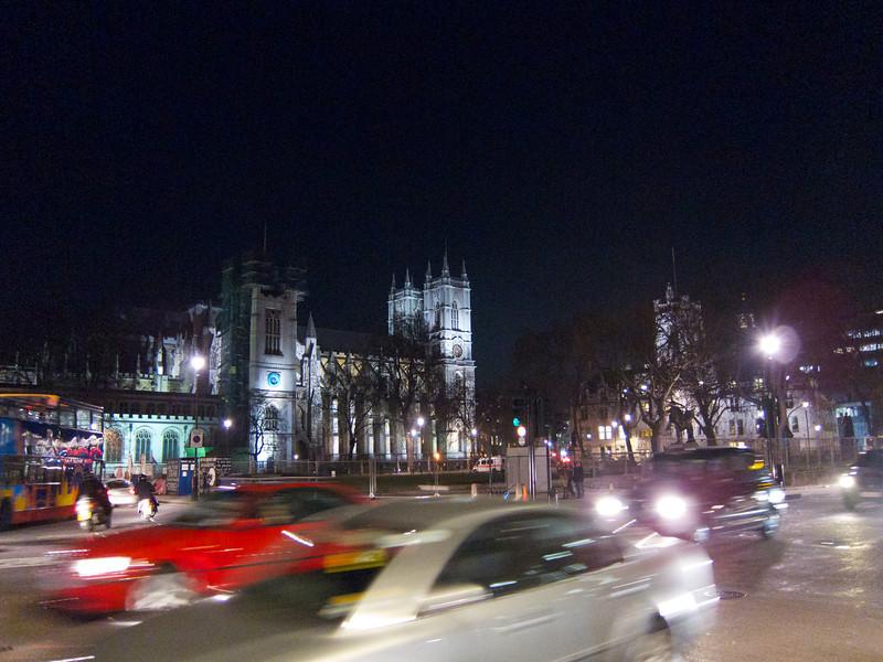 London Winter 2012 Night<br /> London Winter - 2012-01-16 at 18-42-39
